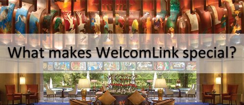 What makes WelcomLink special?